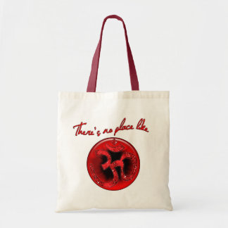 'Adora There's no Place like Ohm- yoga tote