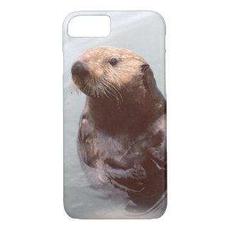 Adorable Alaska Sea Otter Mobile Phone iPhone 7 Case