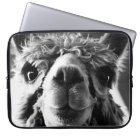 ADORABLE ALPACA LAPTOP SLEEVE