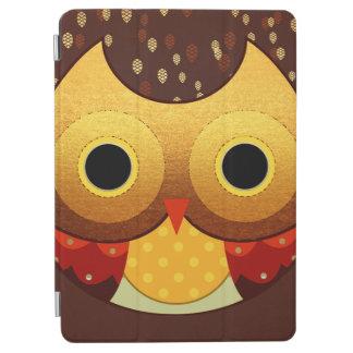 Adorable Autumn Owl iPad Air Cover