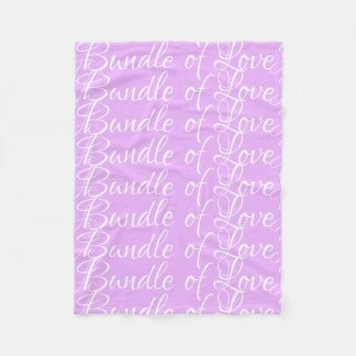 "Adorable Baby Blankets ""Bundle of Love"""