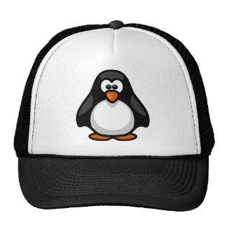 Adorable Baby Penguin Design Trucker Hat