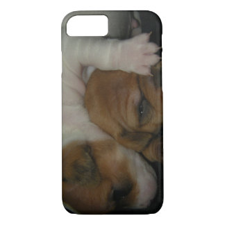 ADORABLE BABY PUPPIES iPhone 7 CASE