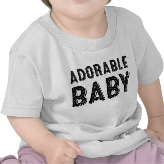 Adorable Baby T-shirt