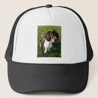 Adorable Basset Hound Snoopy Trucker Hat