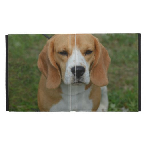 Adorable Beagle iPad Cases