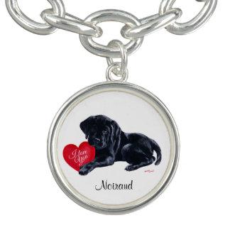 Adorable Black Labrador Puppy