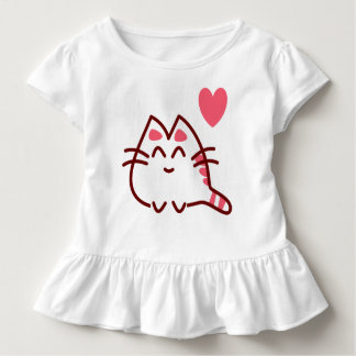 Adorable Bubble Cats Toddler T-Shirt