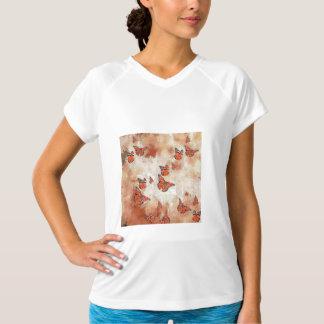 Adorable Butterflies, terra T-Shirt