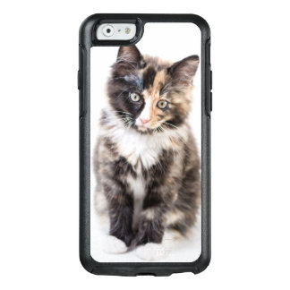 Adorable Calico Kitten OtterBox iPhone 6/6s Case