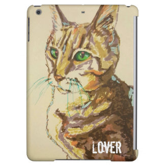 Adorable Cat Lovers IPad Air Case.