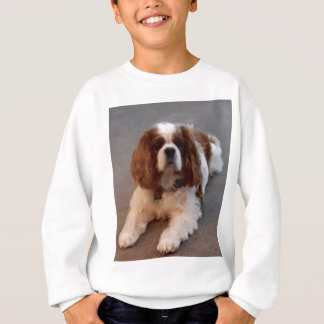 Adorable Cavalier King Charles Spaniel Sweatshirt