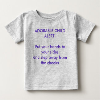 Adorable Child T-Shirt