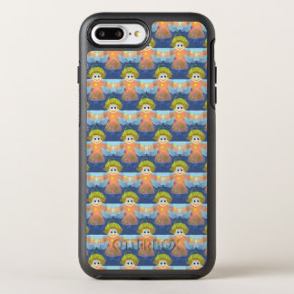 Adorable Christmas Angels | Phone Case