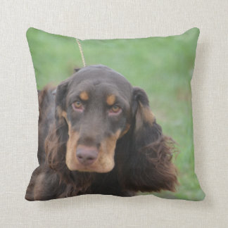 Adorable Cocker Spaniel Cushion