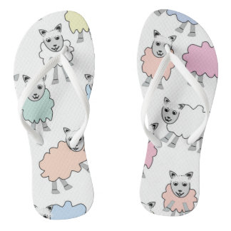 Adorable Colorful Sheep Thongs