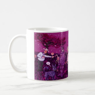 Adorable Cows on Jupiter's Moon, Europa Coffee Mugs