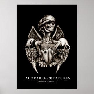 Adorable Creatures II-III Poster