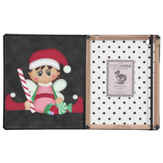 Adorable Custom Christmas iPad Cases