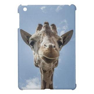 Adorable & Cute Giraffe Head Gift Product Case For The iPad Mini
