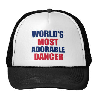 Adorable Dancer Mesh Hats