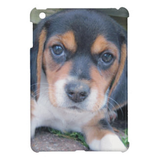 Adorable Dirty Nose Beagle Puppy iPad Mini Cases
