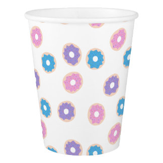 Adorable Donut Paper Cup