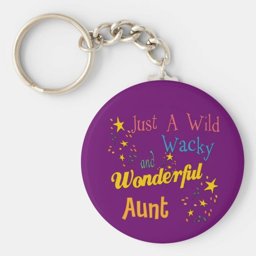 Adorable Gifts For Aunts Keychains