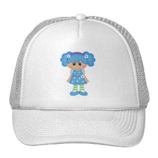 Adorable Girly Doll Mesh Hats