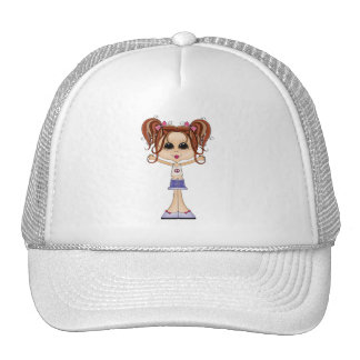 Adorable Girly Doll Hat