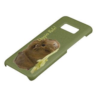 Adorable Guinea Pig Eating Celery Photograph Case-Mate Samsung Galaxy S8 Case