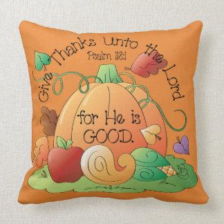 Adorable Inspirational Throw Pillow