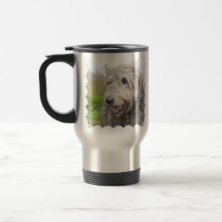 Adorable Irish Wolfhound Mug