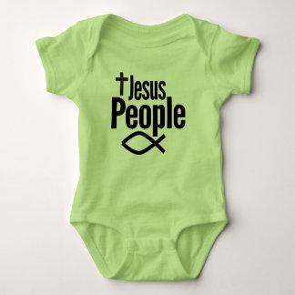 Adorable Jesus People Baby Bodysuit