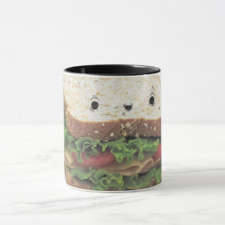 Adorable Mr.Sandwitch Mug