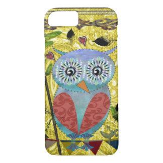 Adorable Owl iPhone 7 case Unique and Original