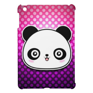 Adorable Panda iPad Mini Covers