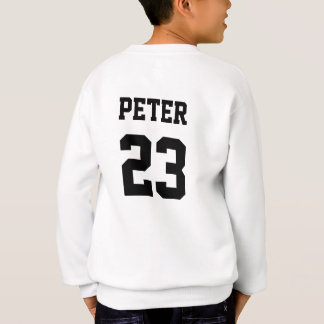 Adorable patriotic American football player design Sweatshirt