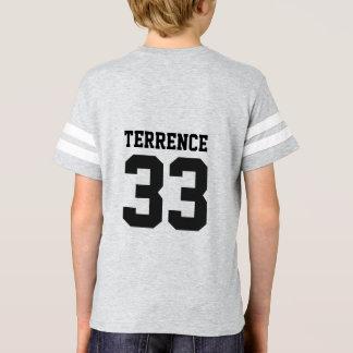 Adorable patriotic American football player design T-Shirt