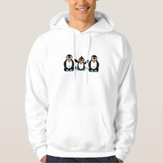 Adorable Penguin Buddies Hoodie