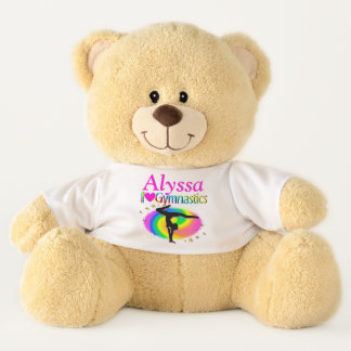 ADORABLE PERSONALIZED TEDDY BEAR