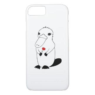 Adorable platypus iPhone 7 case