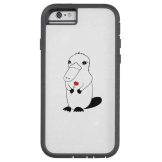 Adorable platypus tough xtreme iPhone 6 case