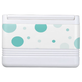 Adorable Polka Dots Pattern Cooler