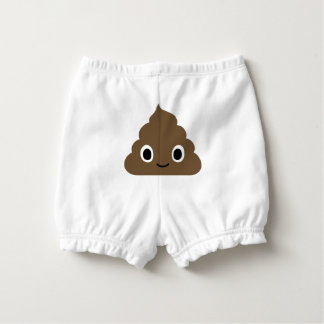 Adorable Poop - Kawaii Crap - Happy Doo Doo Nappy Cover