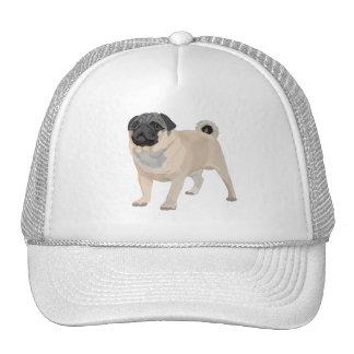 Adorable Pug Cap