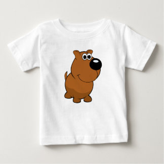 Adorable Puppy - Blank Baby T-Shirt