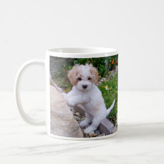 Adorable Puppy Coffee Mug