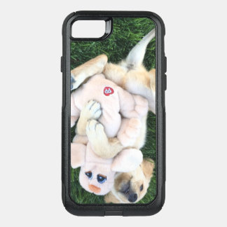 adorable puppy iphone case