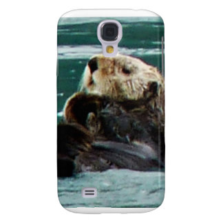 Adorable sea otter i phone3 speck case